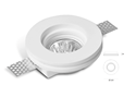 Picture of Trimless Gypsum Round Fitting (25mm)